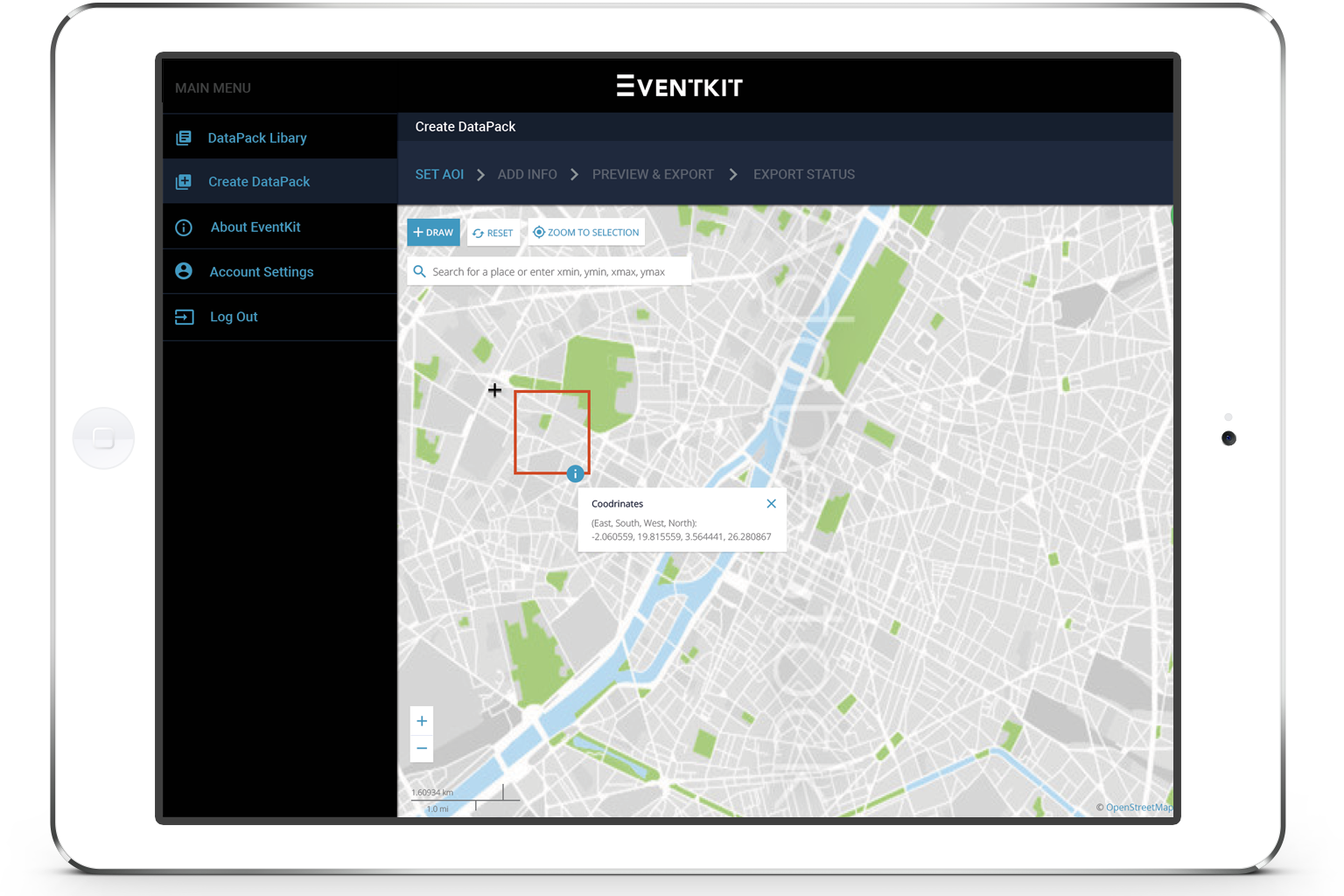EventKit screenshot